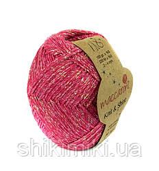 Трикотажный шнур Knit&Shine, цвет Коралловый