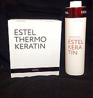 Набір ESTEL THERMO KERATIN + Шампунь ESTEL KERATIN 1000мл.