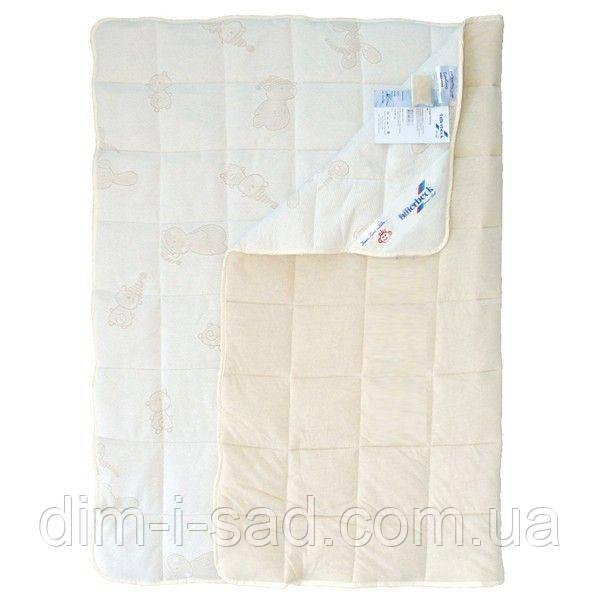 Детское одеяло Billerbeck Бамбино 110*140 из  овечьей шерсти,комплект
