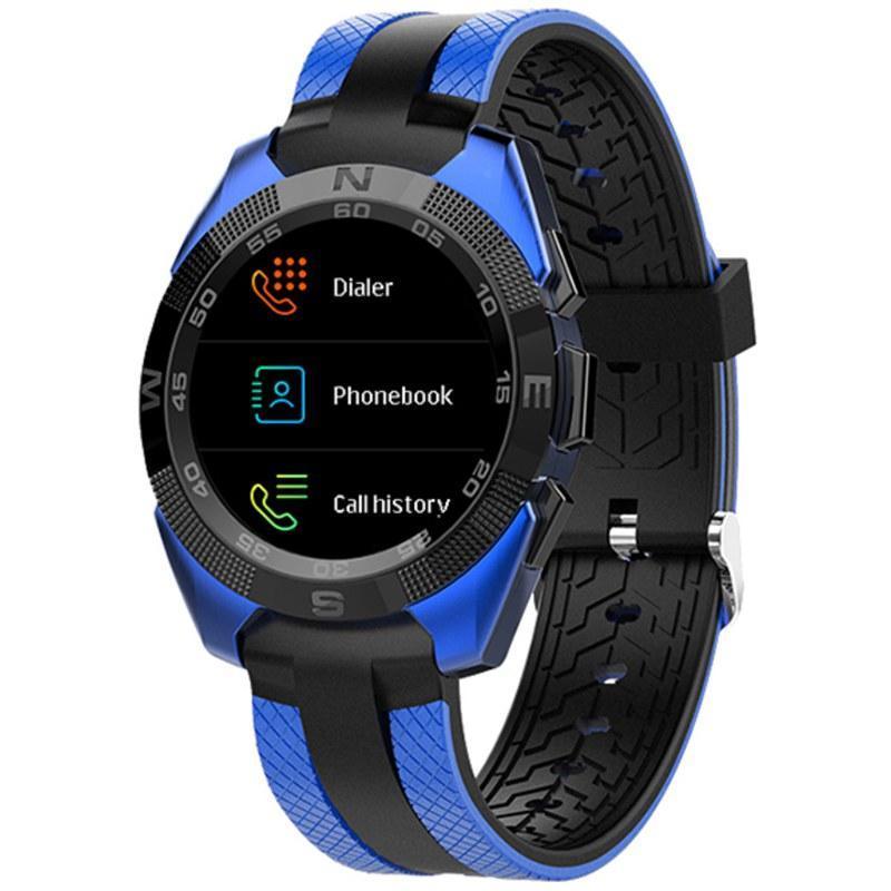 Умные часы Smart Watch Microwear L3 Blue MTK2502 380 мАч