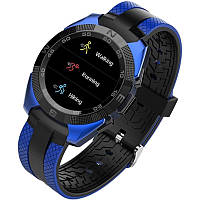 Умные часы Smart Watch Microwear L3 Blue MTK2502 380 мАч, фото 2