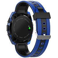 Умные часы Smart Watch Microwear L3 Blue MTK2502 380 мАч, фото 4