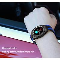 Умные часы Smart Watch Microwear L3 Blue MTK2502 380 мАч, фото 7