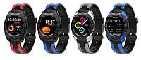 Умные часы Smart Watch Microwear L3 Blue MTK2502 380 мАч, фото 8
