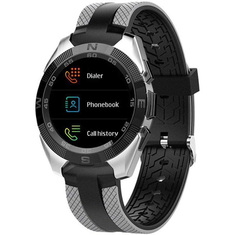 Умные часы Smart Watch Microwear L3 Gray MTK2502 380 мАч