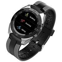 Умные часы Smart Watch Microwear L3 Gray MTK2502 380 мАч, фото 2