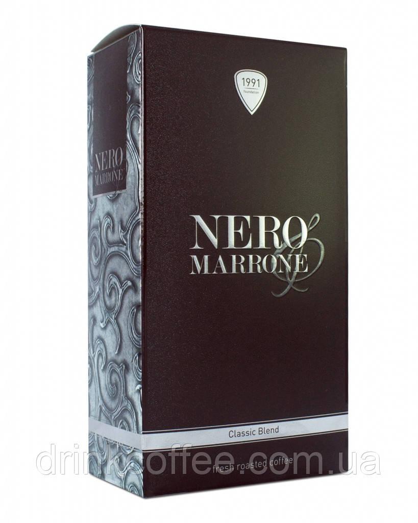 Кофе Nero&Marrone Classic, 80% арабика, 20% робуста, 250 грамм