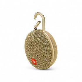 Колонка bluetooth JBL Wireless Clip 3 sand (JBLCLIP3SAND) EAN/UPC: 6925281933110