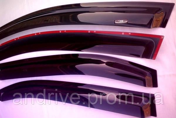 Ветровики для AUDI A6 C6 (2004 - 2011)