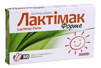 Лактимак Форте №30 капсулы пробиотик и пребиотик