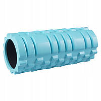 Массажный ролик (валик, роллер) SportVida SV-HK0061 Sky Blue
