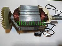Двигатель для тримера в зборе 6915 (84х73 мм, L=218 мм, посадка квдрат 5х5 мм)