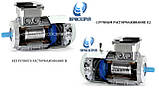 Электродвигатель АИР100S2E 4 Квт 3000 об/мин с электромагнитным тормозом, фото 3