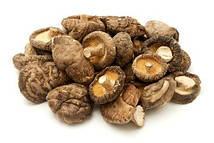 Грибы шиитаке 3-4 см (развес) 1 кг