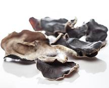 Древесный гриб черный  (моэр) 1 кг