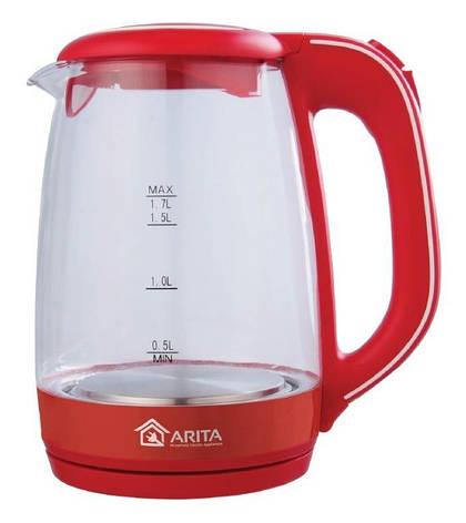 Чайник электрический Arita AKT-9202R, фото 2