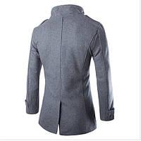 Мужское демисезонное пальто. Модель М28., фото 3
