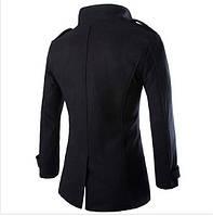 Мужское демисезонное пальто. Модель М28., фото 4