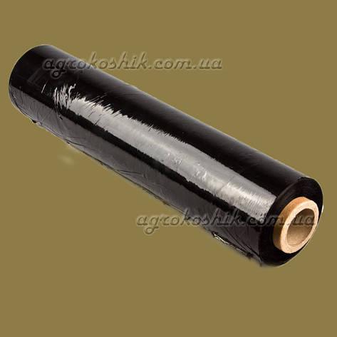 Стретч пленка черн. 2кг, фото 2