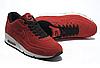 Кроссовки Nike Air Max 90 VT Red Красные Замш, фото 2
