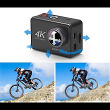 Action Camera  D5 WiFi 4K Экшн камера PR5