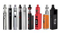 Электронные сигареты и жидкости