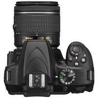 Зеркальный фотоаппарат Nikon D3400 kit (18-55mm VR) Black, фото 4