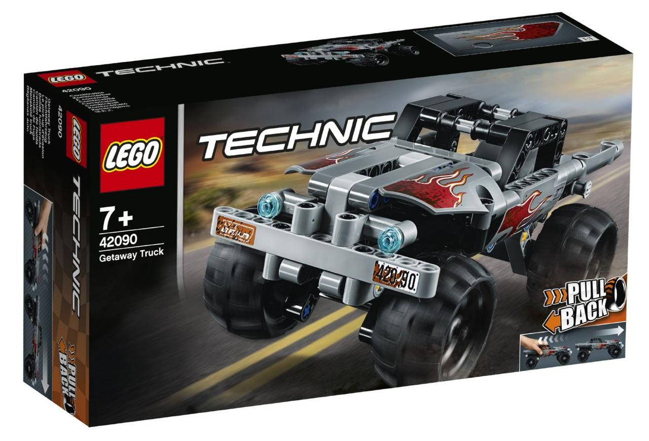 Lego Technic Машина для втечі 42090