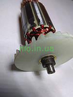 Якорь электро косы триммера Alko (181х41 6 з лево)