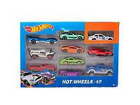 "Набор машинок метал. ""Hot Wheels""1604-3"