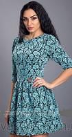 Нарядное женское платье Ольга 44 46 48