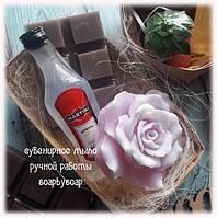 """Набор мыла """"Мартини, шоколад и роза"""", фото 1"""