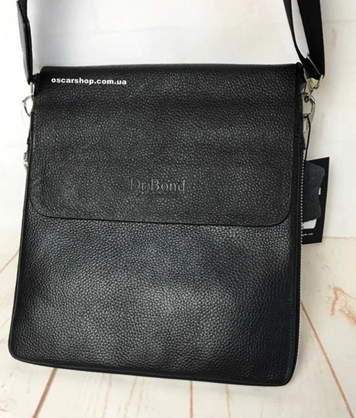 948d91882a13 Мужская сумка Bond. Качественная кожаная сумка планшет. Сумка Бонд для  мужчин. СП03 -