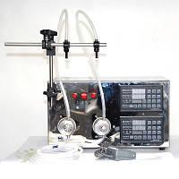 Дозатор для розлива вязких жидкостей на 2 головки, фото 1