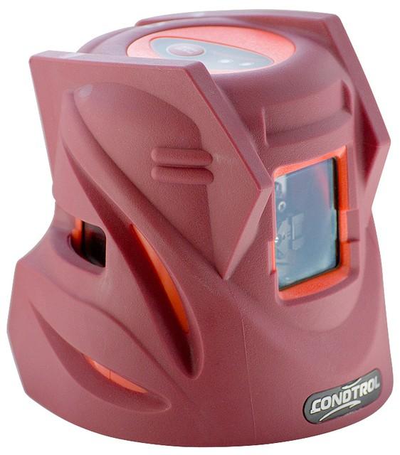CONDTROL RED 360 — лазерный нивелир-уровень