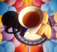 Завтрак - чайная история