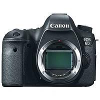 Зеркальный фотоаппарат Canon EOS 6D body Black