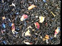 """Чёрный ароматизированный чай """"Нежный поцелуй"""""""