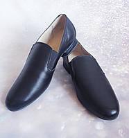 Туфли народные мужские чёрные 9519912ed36d3