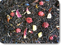 """Чёрный ароматизированный чай """"Чай для мамы"""""""