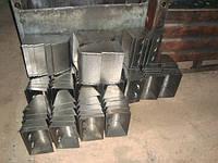 Ковш норийный металлический цельносварной
