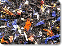 """Чёрный ароматизированный чай """"Шампань коблер"""""""