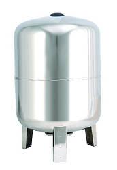 Гідроакумулятор вертикальний 50л (нерж) 779113 Aquatica