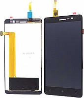 Дисплей модуль Lenovo S860, чорний
