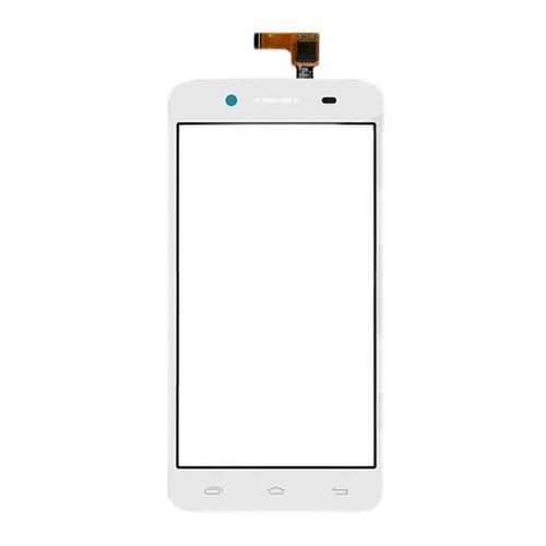 Сенсорний екран для смартфону Prestigio MultiPhone 5507 Duo, білий, #TF0635A-09 A02805001A