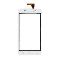 Сенсорный экран для смартфона Prestigio MultiPhone 5507 Duo, белый, # TF0635A-09 A02805001A