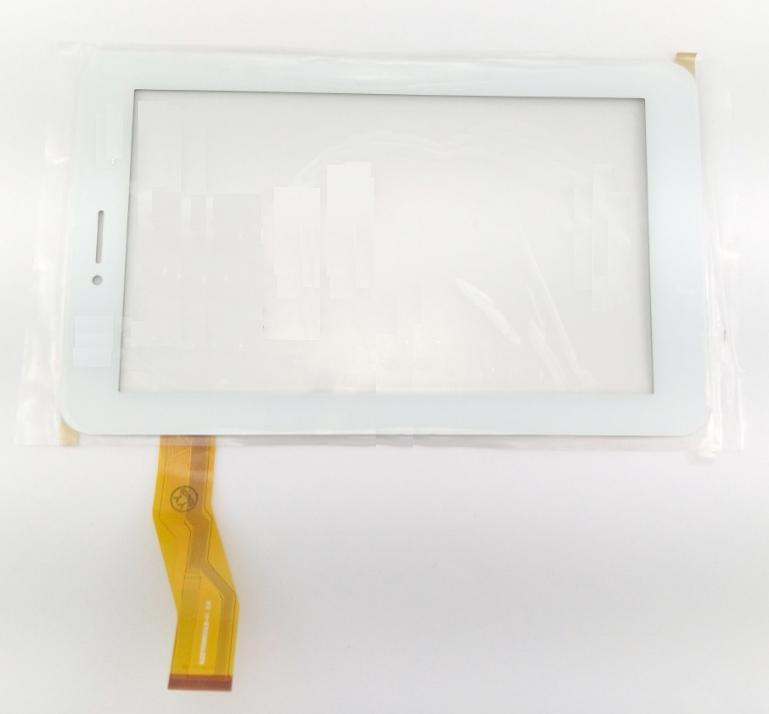 """Сенсорний екран для планшету Tablet PC 7"""", Ainol Novo 7 AX1 3G; Digma TT702M 3G, 7"""", тип 3, 188x108 mm, 51 pin, білий"""