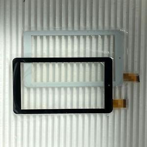 "Сенсорний екран для планшету Tablet PC 7"", для телефону Archos 70 Platinum, 7"", чорний, 188x109mm, 45 pin, #HXD-0786"