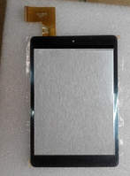 "Сенсорний екран для планшету Tablet PC 7.85"", Nomi C07850, 7,85"", 197x131mm, 45pin, чорний, #E-C8037-02, ZT 0035V0, XN1308V2"