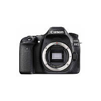 Зеркальный фотоаппарат Canon EOS 80D Body